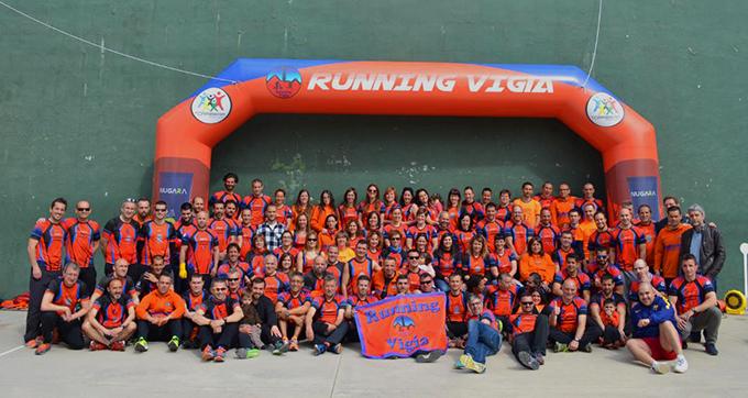Running Vigía